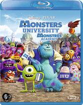 Cover van de film 'Monsters University'