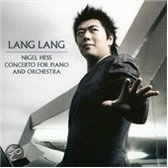 Nigel Hess: Concerto for Piano and Orchestra