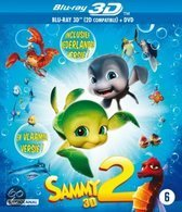 Sammy 2 (3D Blu-ray)