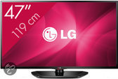 LG 47LN5708 - LED TV - 47 inch - Full HD - Internet TV