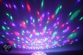 led discolamp muziekgestuurde kleuren bal