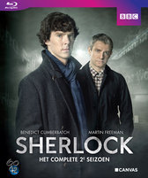Sherlock - Seizoen 2 (Blu-ray)