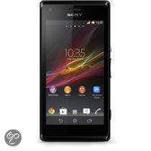 Sony Xperia M - Zwart