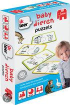 Ik Leer Baby Dieren Puzzels