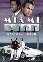 Miami Vice - Seizoen 3 (6DVD)