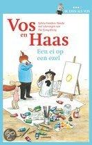 Ik leer lezen met Vos en Haas - Ik lees als Vos - Een ei op een ezel