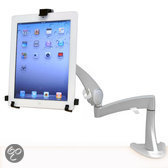 Value LCD MON Arm Desk Mount SLVR colour