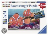 Disney Finding Nemo - Nemo's Adventure (2 X 24 PC Puzzles)