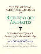 The 2002 Official Patient's Sourcebook On Rheumatoid Arthritis