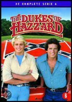 Dukes Of Hazzard - Seizoen 6 (4DVD)