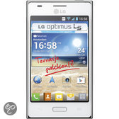 LG Optimus L5 - Wit