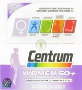 Centrum Women 50+ - 60 Tabletten - Multivitaminen