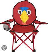 Stoel Vouw Kinder • Animal Comic •, Rood/Geel, Uni