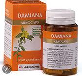 Arkocaps Damiana - 45 Capsules