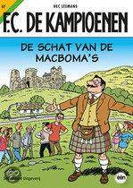 De Kampioenen 47 De schat van de MacBoma's