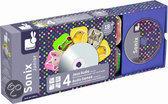 Janod Sonix Dieren - Junior inclusief CD + 36 kaarten