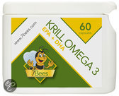 7Bees Krill Omega 3 60 capsules