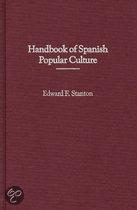Handbook Of Spanish Popular Culture