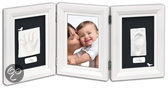 Baby Art - Double Print Frame - Wit