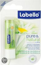 Labello Pure & Natural Kamille & Calendula