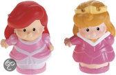 Fisher-Price Little People Ariel en Doornroosje