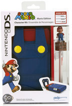 Super Mario Character Kit N3Ds/Ndsi/Ndslite (Pdp)
