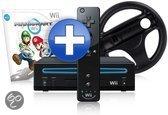 Nintendo Wii + Mario Kart (Incl. Wheel) - Zwart