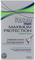 Rexona Men Maximum Extreme Fresh - 45 ml - Deodorant