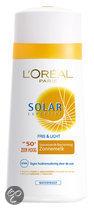 L'Oréal Paris Solar Expertise Beschermende Zonnemelk SPF 50+ - 150 ml - Zonnebrandlotion