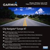 Garmin Mapsource City Navigatie - Europa - DVD