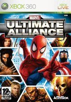 Foto van Marvel Ultimate Alliance