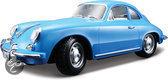 Bburago Porsche 356b cabrio 1961