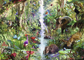 Ravensburger Jungle dieren - Puzzel