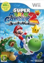Foto van Super Mario Galaxy 2