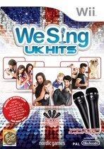 We Sing: UK Hits + 2 Microphones