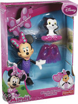 Fisher-Price Minnie Mouse & Figaro Badtijd