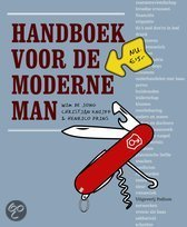 Books for Singles / Singles / Single-Mannen / Handboek voor de moderne man
