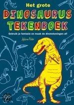 Het grote dinosaurus tekenboek