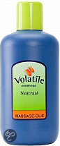 Volatile Massageolie Neutraal 1000 ml