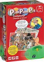 Pim Pam Pet zoekplaatje Jan van Haasteren