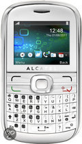 Alcatel One Touch 385 - Wit - Telfort prepaid telefoon