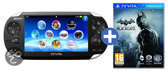 Foto van Sony PlayStation Vita WiFi 3G+ Batman: Arkham Origins Voucher + 4GB Memory Card + 3G Simcard NL