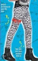 Zebra print legging M/l