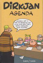 Benza Schoolagenda 2014 - 2015: Dirkjan (Inc. Gratis DVD van Pulp Fiction)