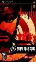 Metal Gear Solid - Portable Ops