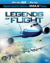 Legends Of Flight (3D+2D Blu-ray) (IMAX)