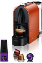 Magimix Nespresso Apparaat U Pure M130 - Oranje