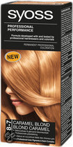 SYOSS colors cream 8-7 Caramel Blond - Haarkleuring