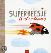 Superbeesje is al onderweg