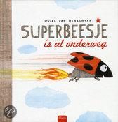 Superbeesje is al onderweg